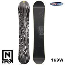2018 Nitro Snowboard PANTERA WIDE 169