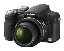 PANASONIC LUMIX DMC-FZ18 DIGITAL CAMERA - 8.1MP X18 ZOOM - BLACK 28mm W A LENS