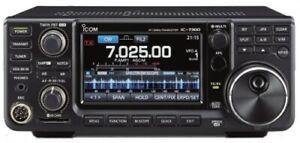 Icom IC-7300 HF/50/70MHz SDR Amateurfunk Transceiver