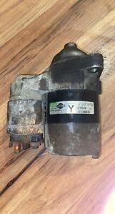 Genuine Valeo Starter Motor for Nissan Micra 233001F772 D7E40 19g41540rav *SALE*