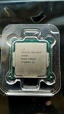 Intel Pentium G4560 - 3.5 GHz CPU 2 Cores/4 Threads - Kaby Lake - CPU ONLY -