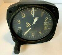 VTG. Aircraft Altimeter, Pressure, Altitude Reporting Instrument AEROSONIC CORP