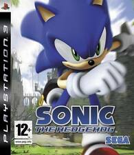 Sonic The Hedgehog ~ PS3 (In Good working Condition)