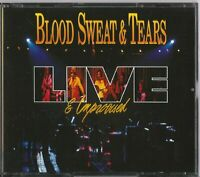 Blood Sweat & Tears - Live and Improvised - COL 472212 2 1von 1991 Near Mint