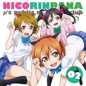 [CD] Love Live u's Kouhoubu -Nikorinnpana- Vol.2 NEW from Japan