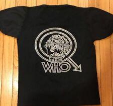Very Rare Vintage 1979 The Who Concert Tour Shirt