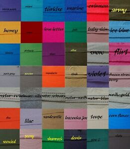 2-10 m 10-20mm Köperband Nahtband Baumwolle Besatzband Farbwahl Wäscheband Köper