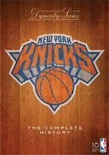 NBA Dynasty Series: New York Knicks Basketball (10-DVD-Set)