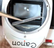 4 Strips of Self-Adhesive Mirror Damper Foam for Film Cameras - Universal Kit