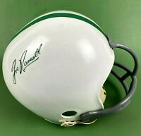 Vintage New York Jets Joe Namath #12 Football Helmet NFL Franklin 1860 Youth