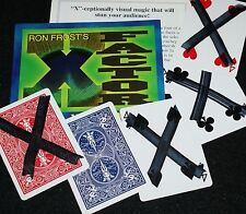 X Factor -- Ron Frost -- very visual and startling packet card revelation   TMGS