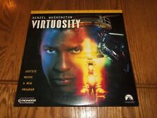 Virtuosity Laser Disc Video