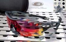 New Oakley 9181-48 RADARLOCK PATH Sunglasses Tour de France Grey w/ Prizm Road
