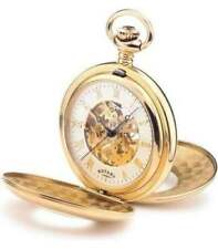 Rotary Analog Stainless Steel Pocket Watches