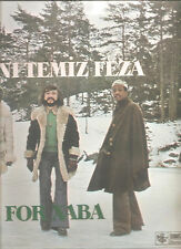 """DYANI, TEMIZ, FEZA """"Music For Xaba"""" 1973 Sonet Vinyl LP"""