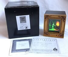 Disney Olszewski Gallery of Light Touch the Spindle Sleeping Beauty Shadow Box