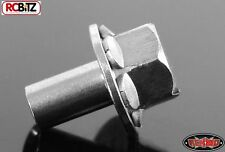 1 x M4 x 8mm Barrel Nut 50% shorter than standard RC4WD Z-S0411 SILVER Metal RC