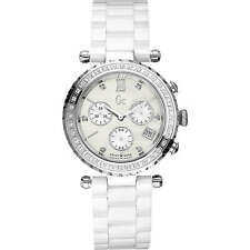 OROLOGIO GUESS COLLECTION DONNA I01500M1 CON DIAMANTI MOVIM. CRONOGRAFO SVIZZERO