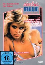 Electric Blue Teil 19 & 20, Erotik-Kult der 80er Jahre, DVD, Neu!, Ginger Lynn