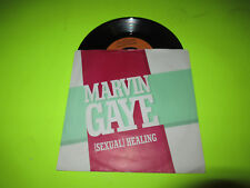 "MARVIN GAYE - SEXUAL HEALING 7"" 45 UK PIC SLEEVE PICTURE"