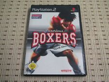 Victorious Boxers per PlayStation 2 ps2 PS 2 * OVP *