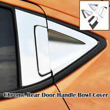 For Honda HR-V HRV 2016-2018 Chrome Rear Door Handle Bowl Cover Trim Garnish