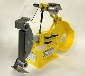 """Belt Grinder 2x72"""" Complete Chassis With Tilt Feature"""