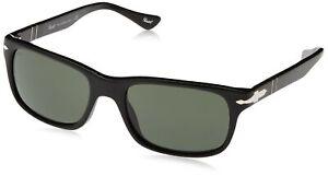 Persol Black Sunglasses 0PO3048S 95/31 58mm