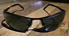 Vintage-TRIBORD-Oxylane-Black Wrap-Sailing/Sport Sunglasses