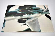 * MBB promotional postcard for Luftwaffe F-4 Phantom Luftbetankung refuelling