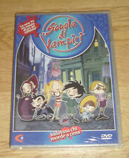 SCUOLA DI VAMPIRI VOL. 1 - INDOVINA CHI MORDE A CENA (2008) DVD NUOVO (OK)