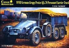 CAESAR MINIATURES - Krupp Protze kfz.70 personentransporter