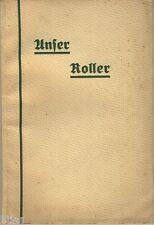 Köhler il nostro ROLLER 150. compleanno di prete David S. ROLLER Lausa 1929