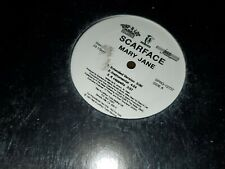 """Scarface Rap-A-Lot  Records  12"""" VINYL Mary  JANE 1997 record USED CONDITION"""
