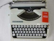 Hermes baby typewriter German Switzerland Elite 12 characters 1 inch nk ribbon