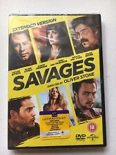 SAVAGES SEALED DVD OLIVER STONE