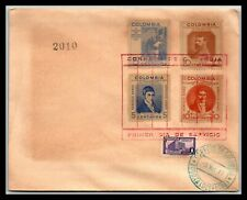 GP GOLDPATH: COLOMBIA COVER 1947 _CV778_P03