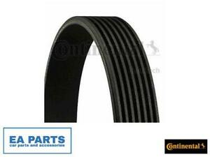 V-Ribbed Belts for IVECO OPEL RENAULT CONTINENTAL CTAM 7PK1325