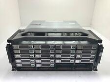 Dell EqualLogic PS6110XV 10GbE iSCSI SAN Storage w/ 18x 1TB 7.2K 6G SAS HDD