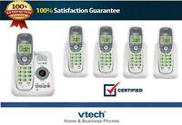 New VTECH DECT6.0 CORDLESS HOME PHONE TELEPHONE WIRELESS LANDLINE SET SYSTEM LOT