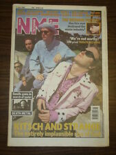 NME 1992 JUL 11 CUD JAMES BRIAN ENO AZTEC CAMERA HELMET