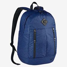 Nike Auralux Printed Royal Blue Black School Backpack Laptop Ba5242 455 e7c9e4106d