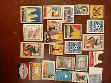 Cinderellas/  Advertising Poster Stamps - Nice Collection - As one lot