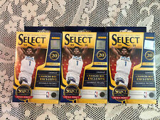 Lot of (3) 2020-21 Panini NBA Select Basketball Hanger Boxes New LaMelo RC?