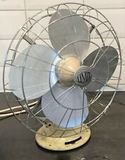 New listingVintage Verity fan Oscillating Desk Fan circa 1960's retro, steam punk, man-cave