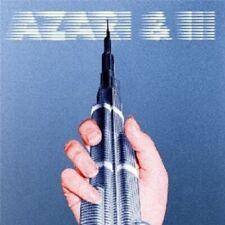 """AZARI & III """"AZARI & III"""" CD NEU"""