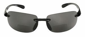 """Lovin Maui"" Lightweight Polarized Bifocal Sunglasses for Men and Women"