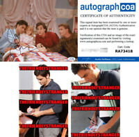 "JOHN STAMOS signed Autographed ""FULL HOUSE"" 8X10 PHOTO - PROOF - Fuller ACOA COA"