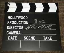 RICHARD LINKLATER SIGNED DAZED AND CONFUSED DIRECTOR'S CLAPBOARD w/EXACT PROOF