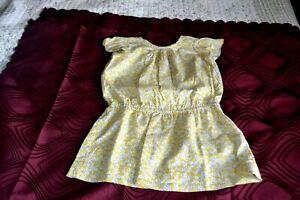 robe bonpoint 3 ans  petites fleurs champetres impeccable